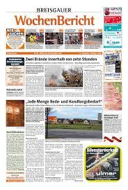 Calaméo Breisgauer Wochenbericht
