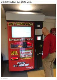 Pizza Vending Machine Locations Usa Extraordinary 48 Différences Entre La Nourriture En France Et Celle Des USA