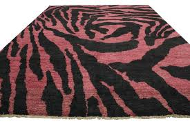 red animal print rug modern contemporary red pink and black zebra print rug moroccan style rug red animal print rug
