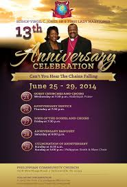 best images about church flyers posts church join us you don t want to miss our bishop s and first lady s anniversary church flyersgospel