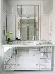 Cococozy This Or That Which Mirrored Bath Home Decor Bathroom Design Home