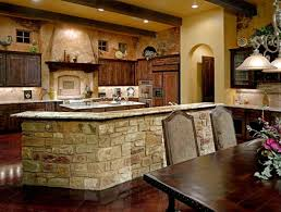 Decorating Country Kitchen Interior Awesome French Country Kitchen Decor Ideas With Brown