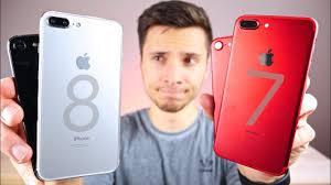 Iphone 8 8 Plus Vs Iphone 7 7 Plus Worth Upgrading
