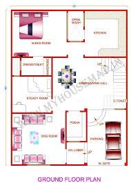 30 40 house plan