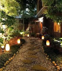 japanese outdoor lighting. Japanese Outdoor Lighting Modern Exterior Led Designed Light Fixtures  Garden Lamps . Pagoda Lantern Flower Japanese Outdoor Lighting L