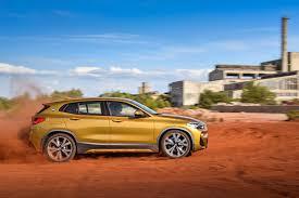 2018 BMW X2 breaks new design ground - SlashGear