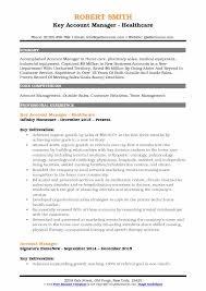 resume for account manager account manager resume samples qwikresume