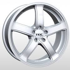 TEC Speedwheels AS1 Cristal silver CB: 72.5 <b>7x16</b> jako: <b>5x114</b>.<b>3</b> ET
