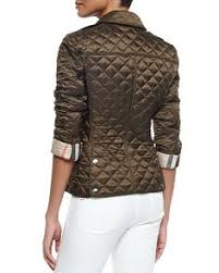 Quilted Jackets & Puffers for Women | Diamond quilt, Quilted ... & Diamond Quilted Jacket, Olive Adamdwight.com