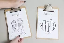 Wedding activity book colour design dress. Print These Free Coloring Pages For The Kids At Your Wedding