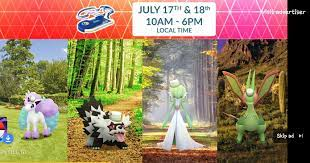 Go Fest 2021's Special Costume Pokemon ...