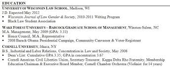 You might like a centered format if your Education section is toward the  end of the resume. For example: