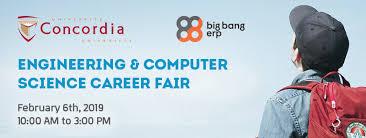 Big Bang Erp Engineering And Computer Science Career Fair Winter