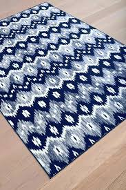 blue and white area rugs striped rug 8 10 throughout plans 15