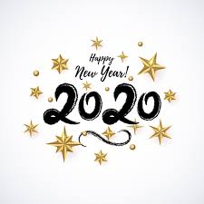 2021 happy new year background with golden gift bow, confetti, shiny glitter gold numbers. Happy New Year 2021 Easy Drawing 3d Drawings For Kids