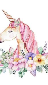 Cute Girly Unicorn Wallpaper Android ...