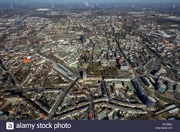 Dortmund City Centre mit Stadt Theater, Südwall, Rathaus, Stadthaus und  Stadtzentrum, Stadt, Zentrum, Dortmund, Ruhrgebiet, Nordrhein-Westfalen,  Deutschland Stockfotografie - Alamy