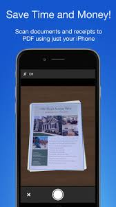 Smart Pdf Scanner Scan Documents And Receipts Im App Store