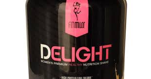 fitmiss delight women s premium healthy nutrition shake vanilla chai 1 13 lbs 513 g meal replacement shakes detox drinks tea smoothies