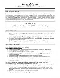 Investment Banking Resume Sample Bank Manager Resume Krida 90