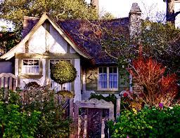 hansel gretel cottages of carmel california