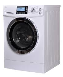 Best Price On Front Load Washer And Dryer New Midea 20 Cu Ft Combination Washer Dryer Combo Ventless Ebay