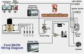 ferguson tractor wiring diagram images wiring diagram for ford 9n 2n 8n