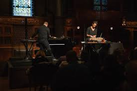 room modern camille glass: camille norment and craig taborn perform in park avenue armorys veterans room as part of the