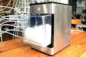 extraordinary nugget ice maker sonic machine water dispenser a pellet