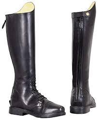 Tuffrider Baroque Field Boots Ladies Short