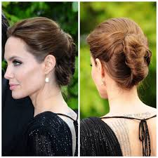 Angelina Jolie Hair Style now for some springsummer updo hair inspiration courtesy of 5579 by stevesalt.us