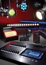 etc lighting audio consoles
