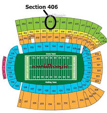 Tcu Football Seating Chart Details About 4 Tcu Horned Frogs Vs Texas Longhorns 10 26 Ncaa College Football Tickets