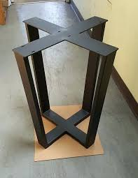 24 round table industrial tzoid table base h x w top for square or round table made from 24 round table