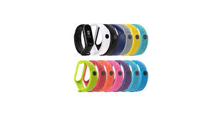 A1 Color silicone strap for xiaomi Band 3 and 4 ... - Dick Smith