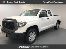 2018 New Toyota Tundra 2WD SR Double Cab 6.5' Bed 4.6L at Round ...