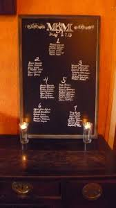 Chart House Atlanta Neat Idea For Rehearsal Dinner Seating Chart Painted In