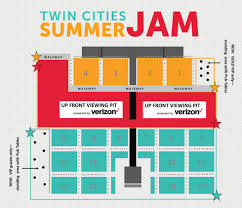 Vetter Stone Amphitheater Mankato Seating Chart Twin Cities Summer Jam Events Canterbury Park