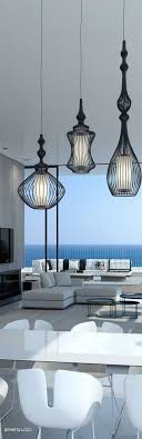 fantastic modern house lighting. look at the lighting feature wow what a fantastic design art piece i bet everyone visiting house would comment on those beautiful pieces modern d