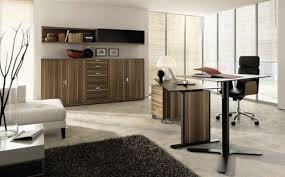 contemporary office credenza. Luxury Office Credenza For Printer Storage Small Space Charming Modern Home Interior Design With Wooden Desk Contemporary N