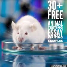 animal testing essay topics titles examples in english 100% papers on animal testing essay sample topics paragraph introduction help research more class 1 12 high school college