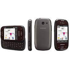 Samsung Gravity Q T289 (T-MOBILE ...