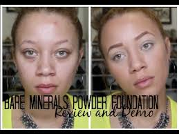 bare minerals before and after. bare minerals before and after i