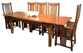 arts and crafts dining table arts and crafts dining room furniture and weavers arts and crafts arts and crafts dining table