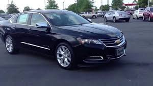 2014 Chevrolet Impala LTZ Black, Burns Chevrolet Cadillac Rock ...