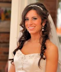 Wedding Hairstyles With Tiara Elle Hairstyles