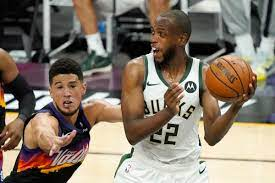 Halfway there: Suns beat Bucks for 2-0 lead in NBA Finals   Sports