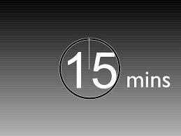15 Minute Countdown Timer Rome Fontanacountryinn Com