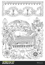 Mini Mandala Coloring Pages Thanksgiving Day Simple Mandalas To