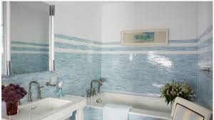 guest bathroom tile ideas. Sticks Mosaic In Sky Blue And White (designer: Russell Groves Interior Design, Photographer: Francesco Lagnese) Guest Bathroom Tile Ideas L